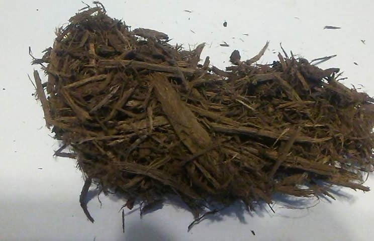 Hardwood Bark Mulch